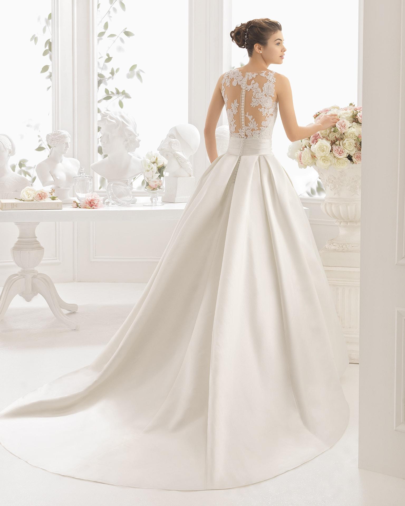 Cira Wedding Dress Aire Barcelona Boutique Paris