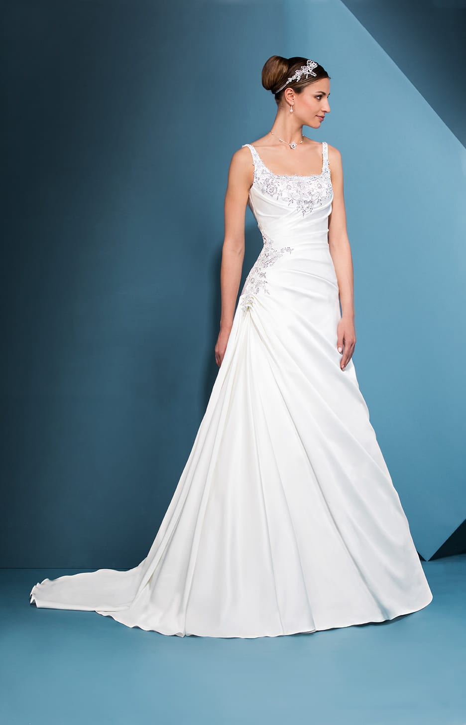 Dallas Wedding Dress Eglantine creations 2018