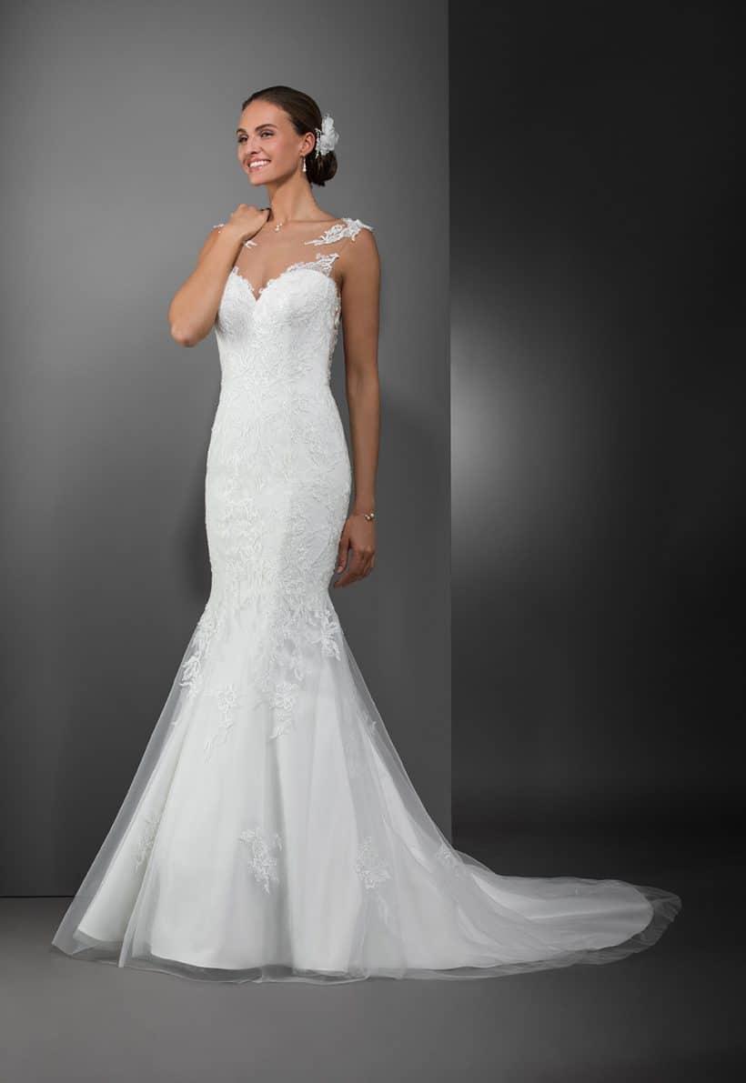Dubai Wedding Dress Eglantine Creation Boutique PAris
