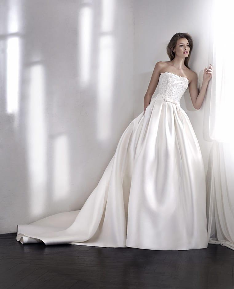 Wedding Dress Lisara St Patrick 2018 Collection