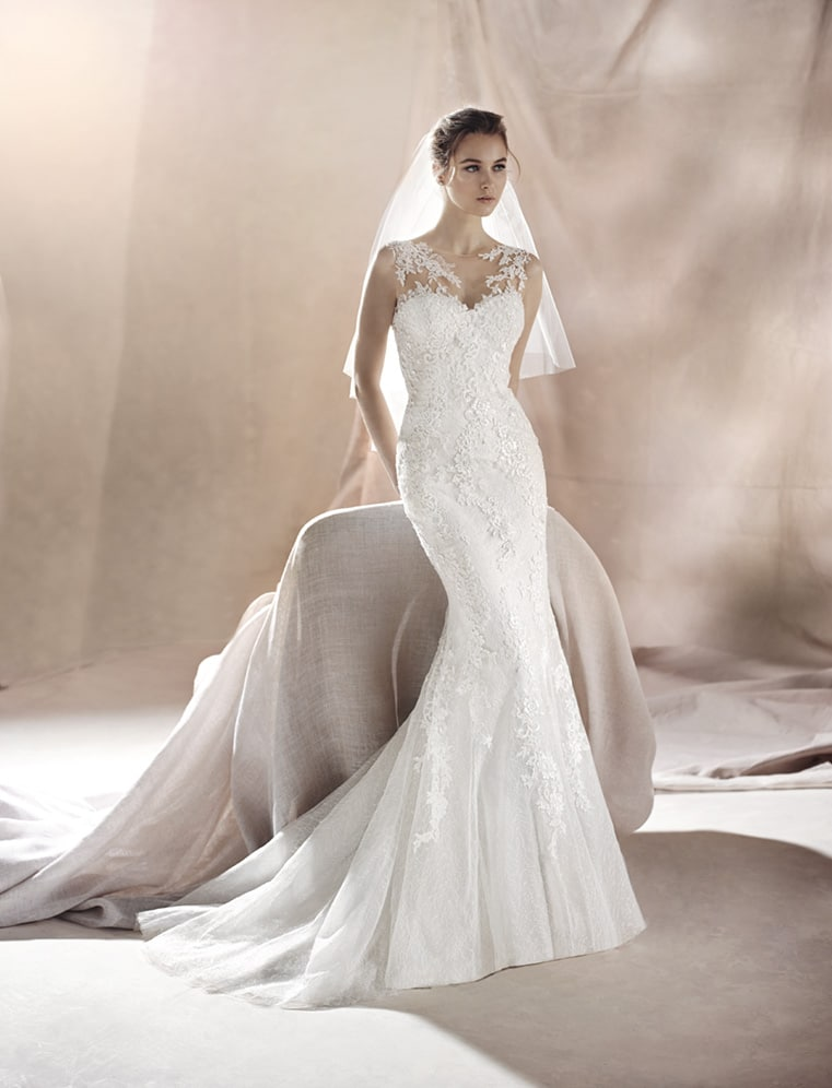 Wedding Dress White One boutique Paris