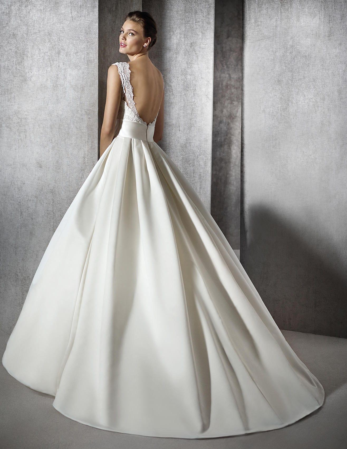 Wedding Dress Zerelda St Patrick Boutique Paris