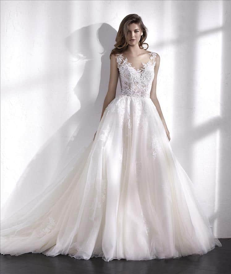 Robe de mariée Libano: San Patrick collection