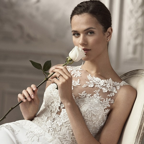 315261de151 Robe de mariée collection 2019 San Patrick.