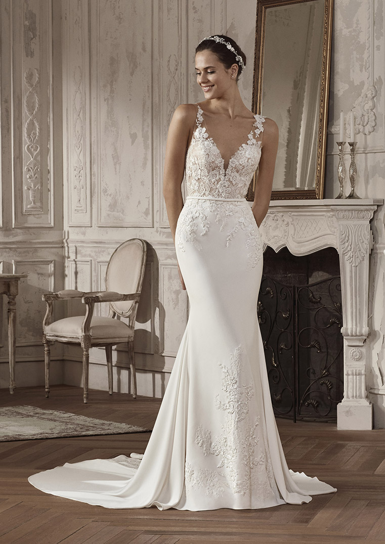 Robe de mariée AGARA: San Patrick collection