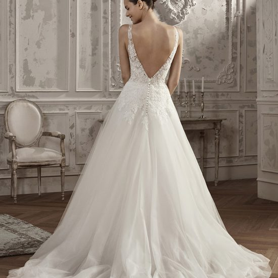 bad936c1075 Robe de Mariée San Patrick Collection 2018-2019  Boutique Mariée ...