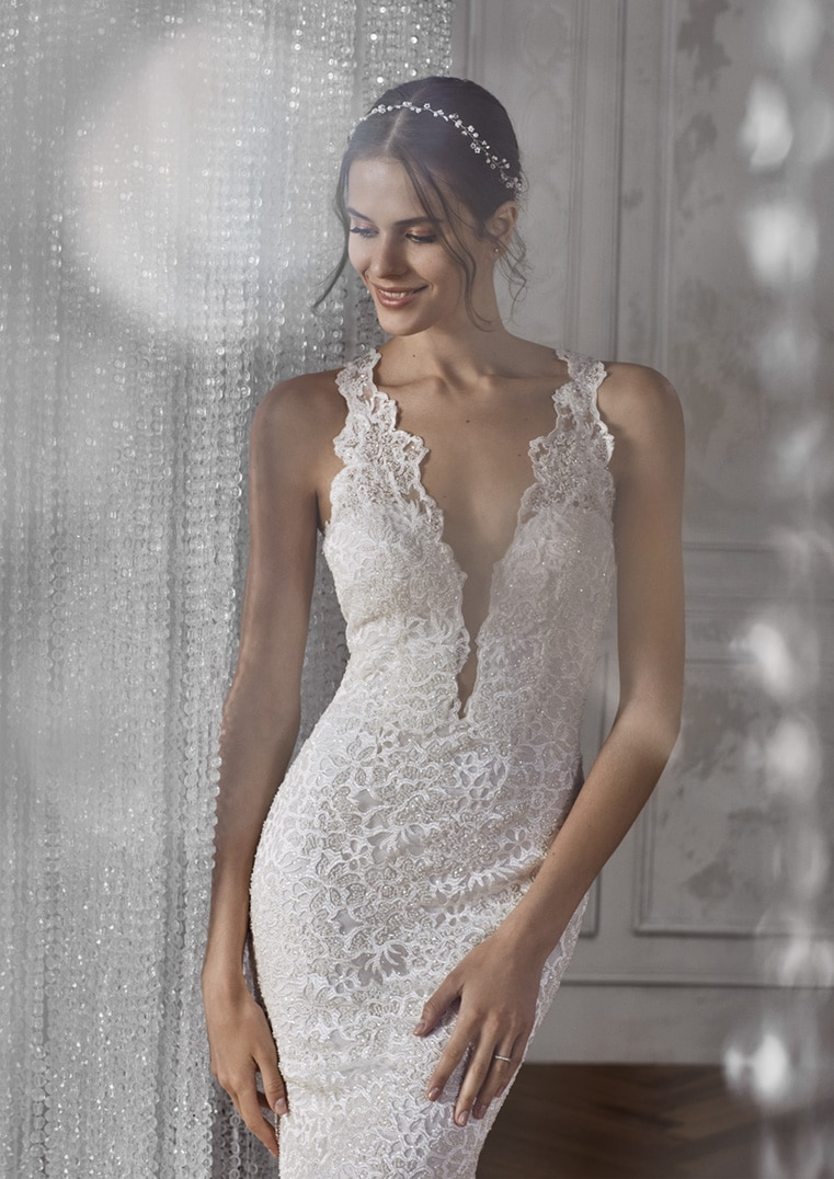 Robe de Mariée KENDRA: Studio St. Patrick Collection 2019 Paris