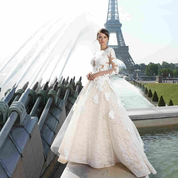 cymbeline wedding dresses boutique Paris