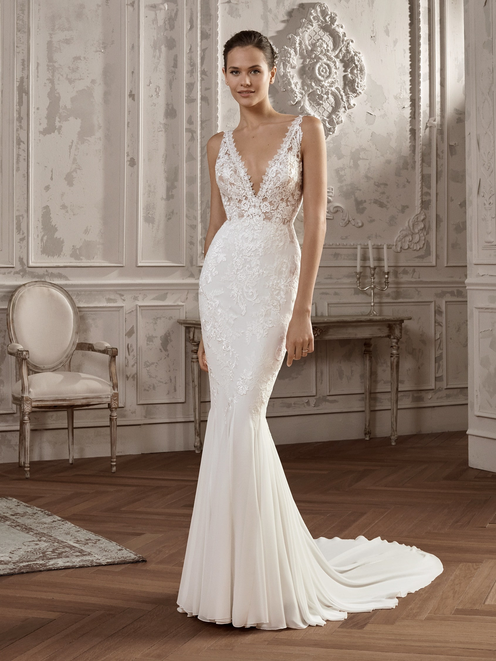 Mariée Paris De Robe 2019 Alcalasan Patrick Collection Hrsqdt zVSMUp