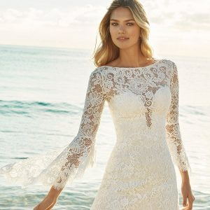 Robe de mariée Aire Beach Boutique Paris