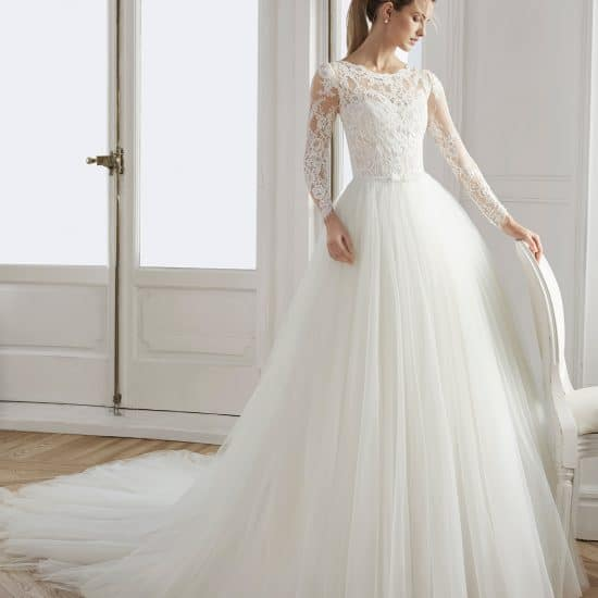 Robe de Mariée ETHAN Aire Barcelona Collection 2019 Paris