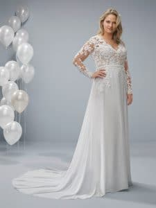 robe de mariée grande taille boutique paris