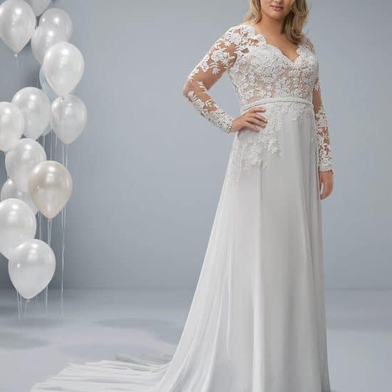 Robe de mariée Grande Taille collection 2