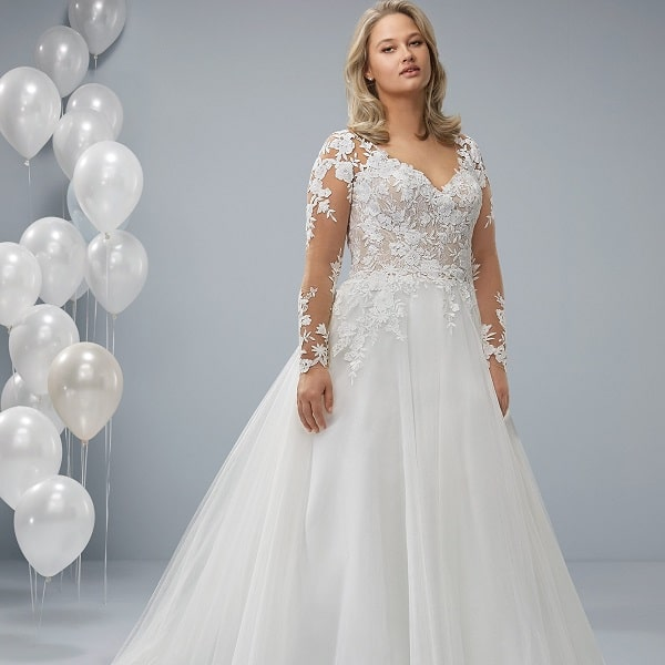 Cymbeline Wedding Dress 2018