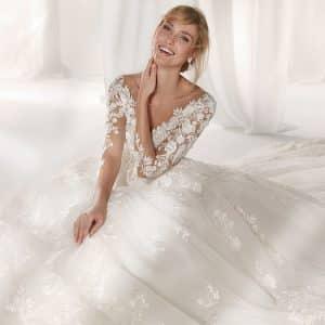 Robe de mariée nicole