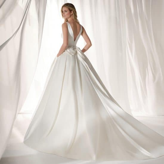 Robe de Mariée Nicole NIAB19037 collection 2019