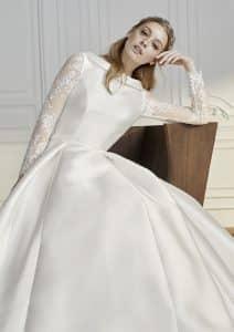 St Patrick robede mariée Boutique Paris