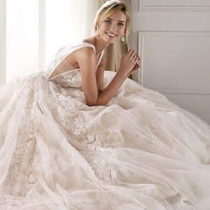 Nicole robe de mariée