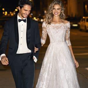 luna lonias robe de mariée