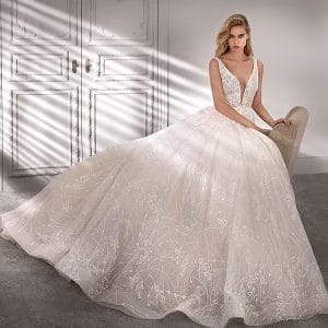 Nicole couture wedding dresses