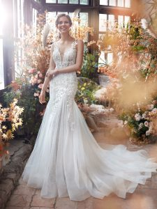 Robe de mariée Colet
