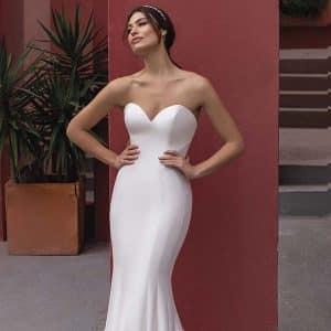 Robe de mariée White One