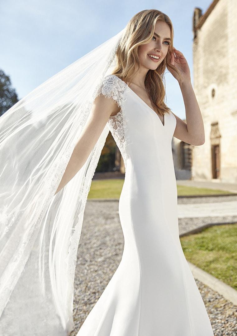 Robe de mariée DOROTHY: San Patrick collection 2021 ...