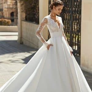 Robe de mariée Aire Atelier