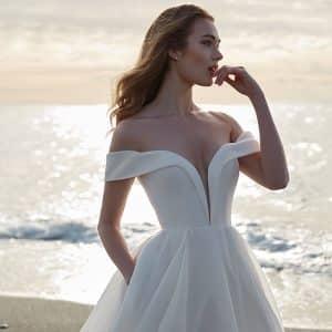 robe de mariée Nicole Milano